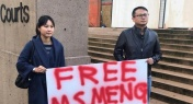 Huawei CFO Court Hearing Decision Delayed, Still No Bail