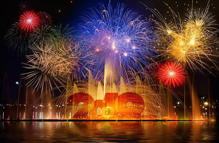 The Mega Guangzhou 2018 New Year's Party and Dinner Guide
