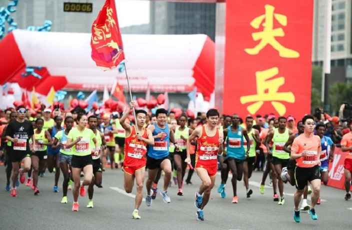 These Roads Will Be Closed for the Shenzhen Marathon This Weekend