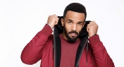 UK Singer and Rapper Craig David Brings His TS5 Tour to Shanghai