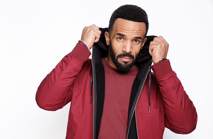 UK Singer and Rapper Craig David Brings His TS5 Tour to Beijing