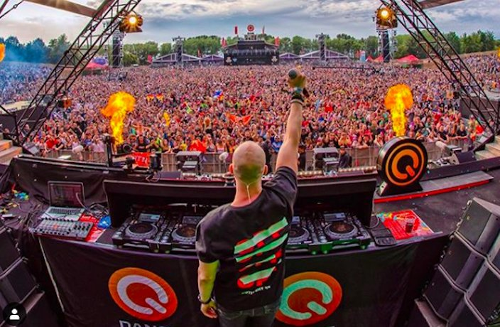 Hardstyle Legend Ran-D Talks Career Beginnings and Asian Music Scene