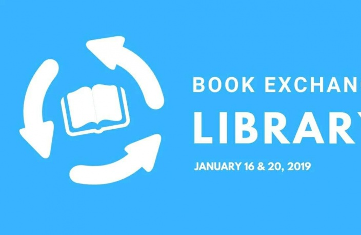 Discussion and Free Reads at the Book Exchange Library