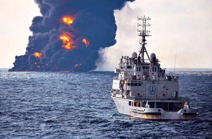 10 Horrifying Chinese Maritime Accidents of the 21st Century