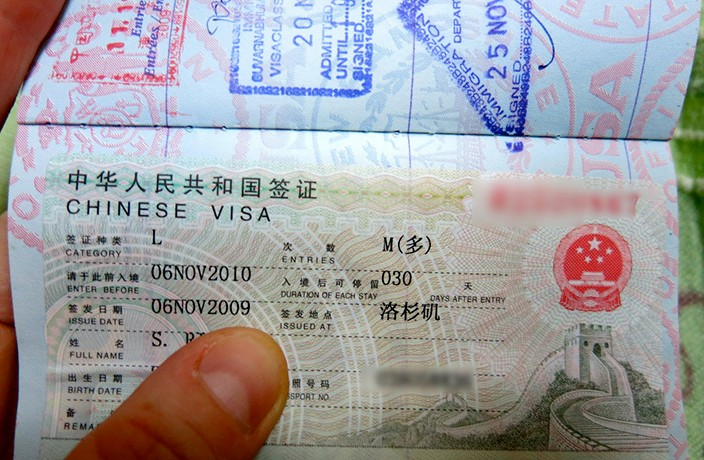 It's Now Easier for Foreigners to Get (Some) Chinese Visas in Shanghai