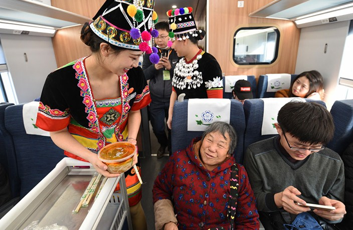 Beijing-Shanghai Bullet Trains Are Bigger and Better Than Ever