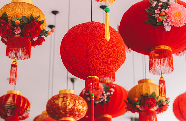4 Super Simple Chinese New Year Decorating Ideas ...