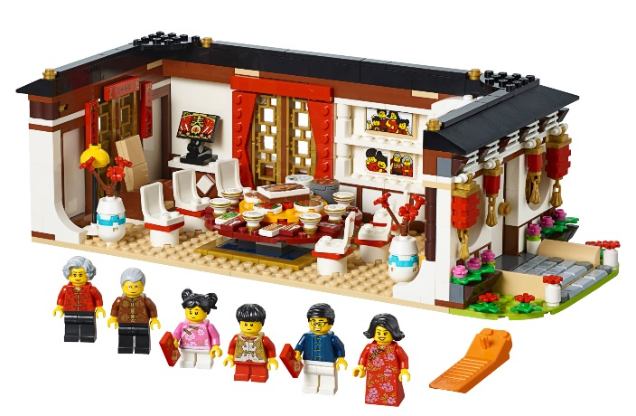 LEGO's 2019 Chinese New Year Sets