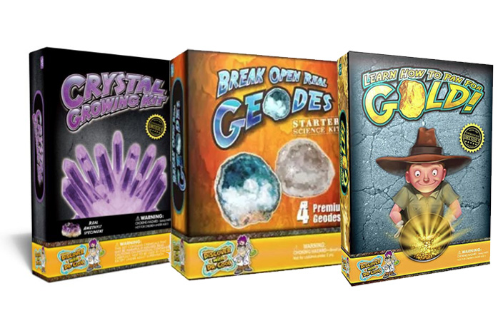 CNY Deals: Save ¥40 When You Buy These Kid-Friendly Science Kits
