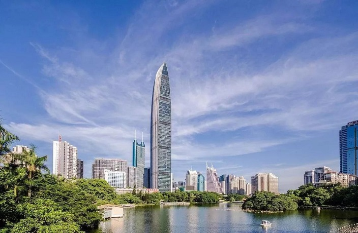 Shenzhen Had the Cleanest Air in 15 Years in 2018