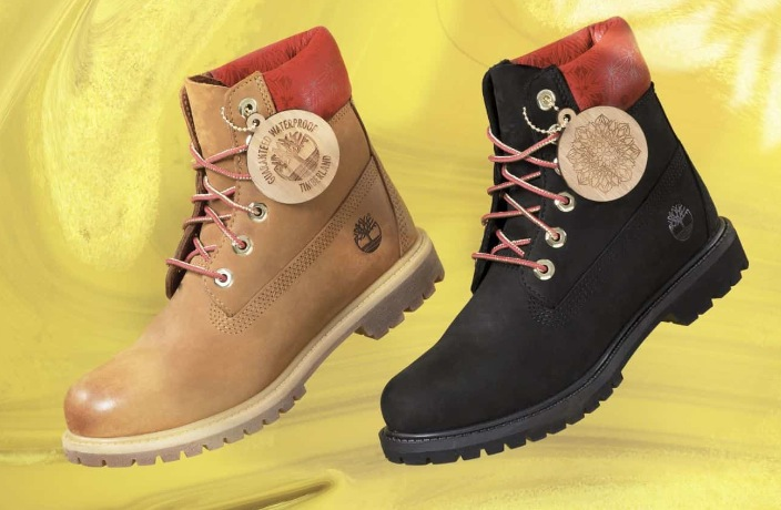 engañar Deudor Guante  Timberland Celebrates CNY with the 'Geometric Flower' Collection –  Thatsmags.com