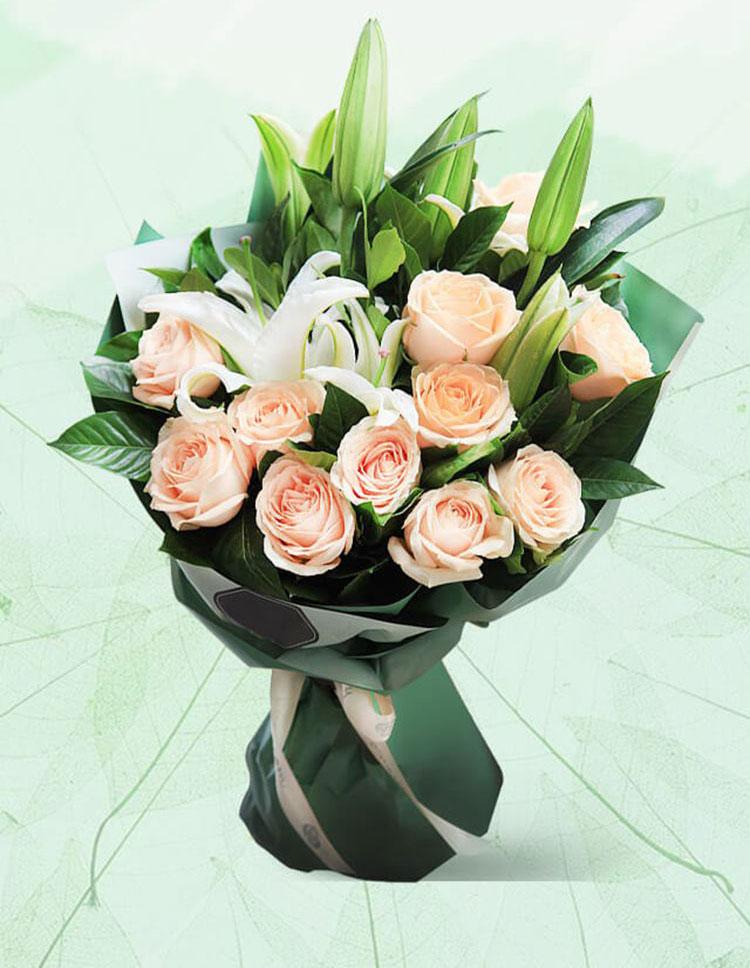 Warm Days Bouquet
