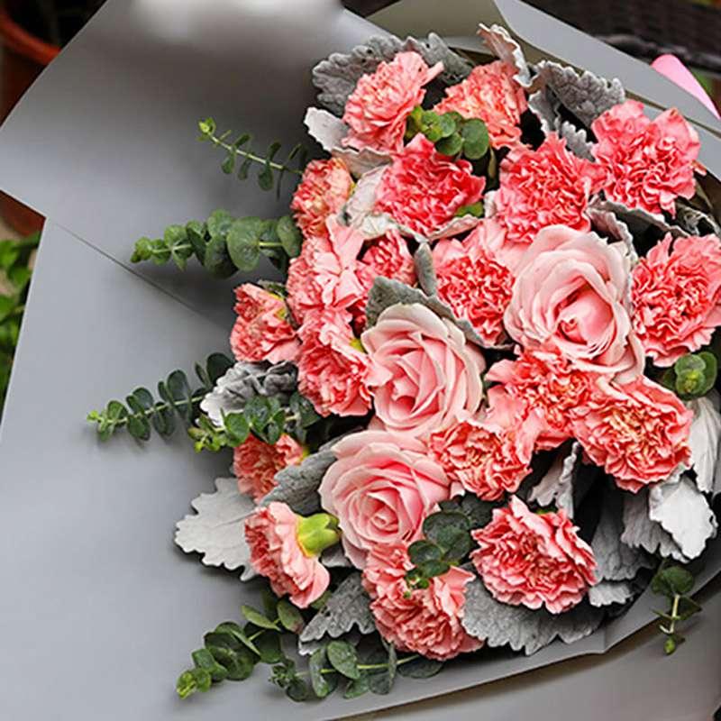 Warm Harbor Bouquet