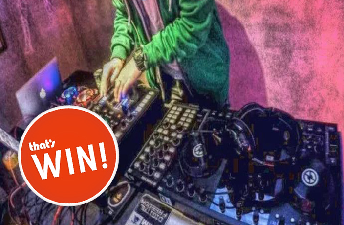 WIN! Tickets to Mixing Solution with thruoutin, GuiGuiSuiSui, and NinJaBlade