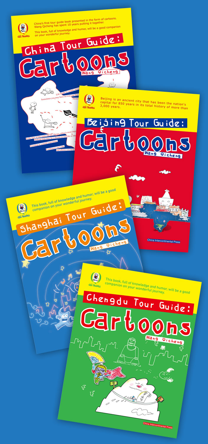 Discover China with This Fun Cartoon Travel Guide for Kids