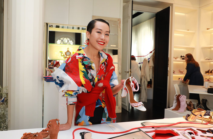 Tera Feng on Her Life as a Fashion KOL in China