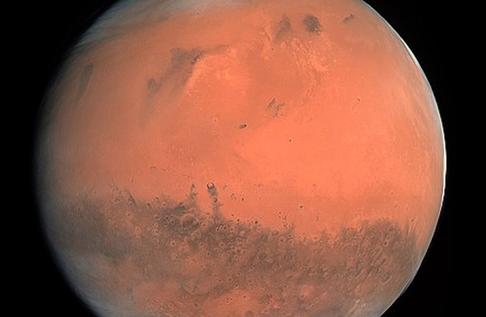 Next Stop, Mars. China Plans to Launch Probe to Red Planet