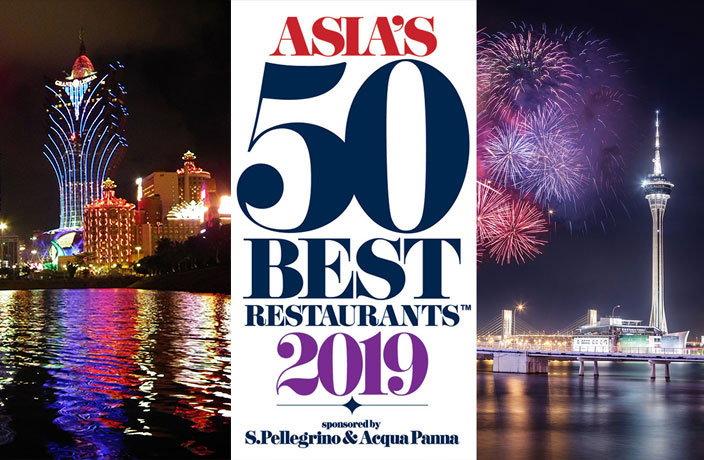 16 Greater China Restaurants on Asia's 50 Best List for 2019