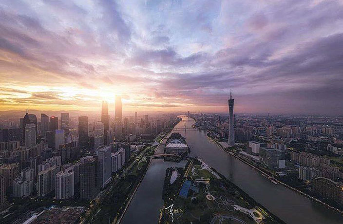 AmCham's S. China President on Why Guangzhou is the Best City for Investment
