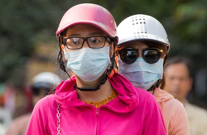 Forget PM 2.5 and PM 10, This is the New Pollution Threat in China
