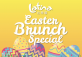 Easter Brunch Special