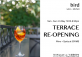 Terrace Re-Opening at Bird