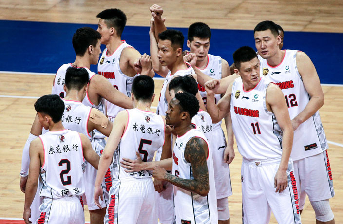 Guangdong Sweeps Their Way to 14th CBA Finals Appearance