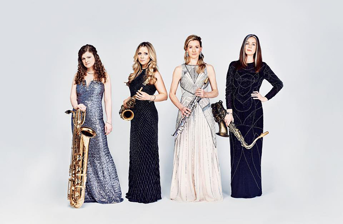 Tianjin Event of the Week: Marici Saxes Saxophone Quartet