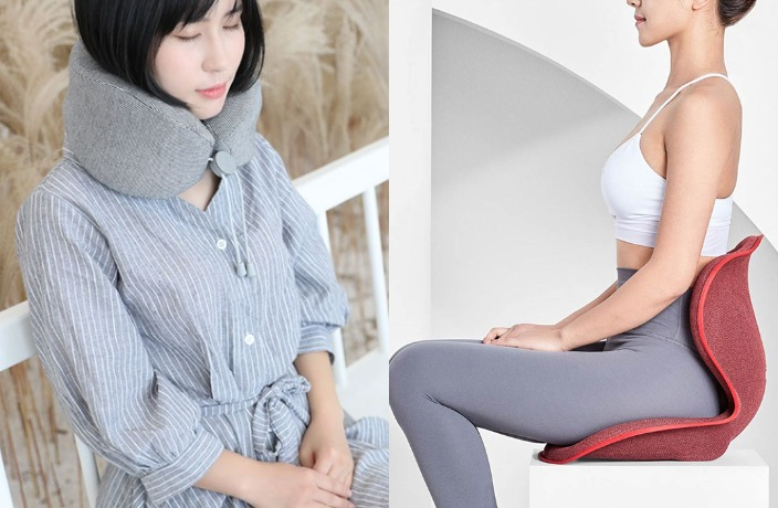 Perfect Your Posture and Relieve Tense Muscles for Under ¥300