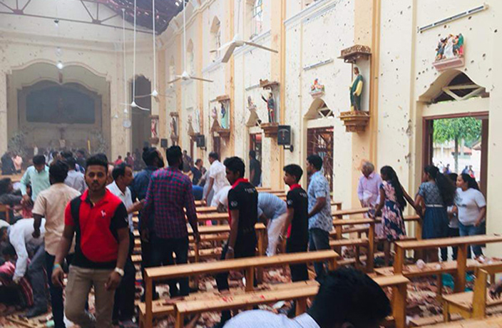 5 Chinese Citizens Still Missing After Sri Lanka Easter Bombings