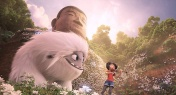 WATCH: Young Girl and Yeti Cross China in Trailer for 'Abominable'