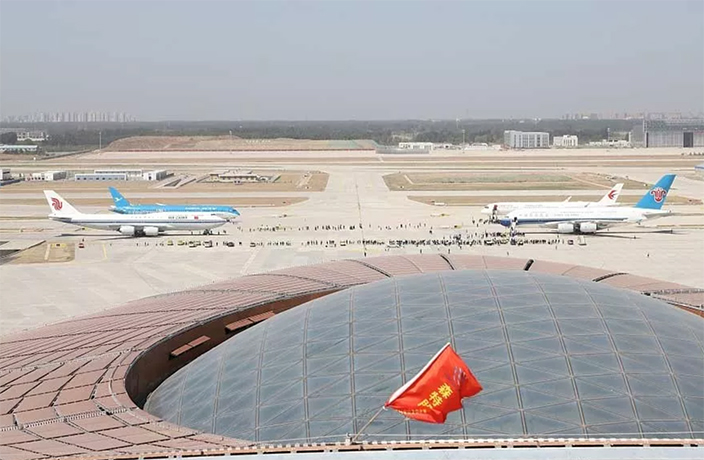 Ready for Takeoff: Flight Trials Underway at Beijing's New Airport