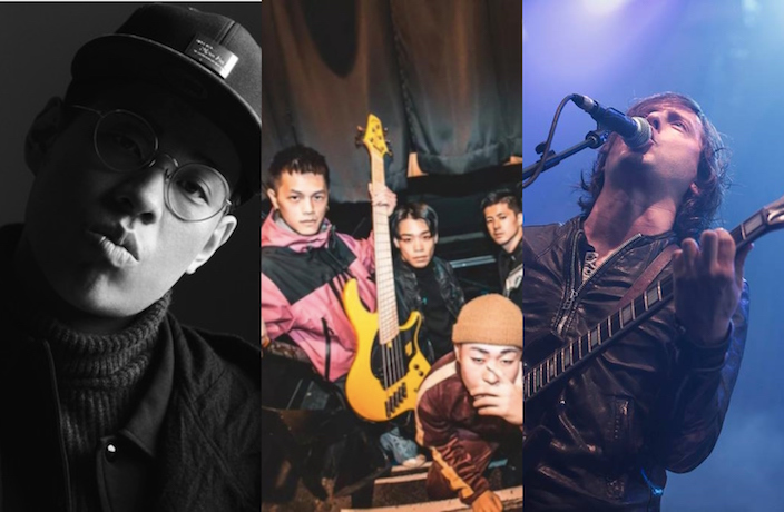 3 Best Live Music Shows in Guangzhou This Weekend