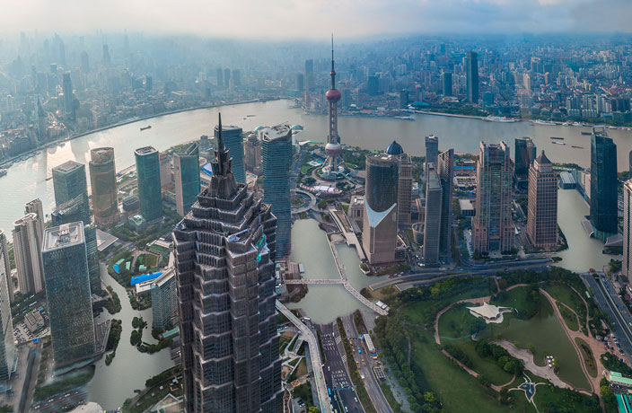 Climate Catastrophe May Render Shanghai Uninhabitable by 2100
