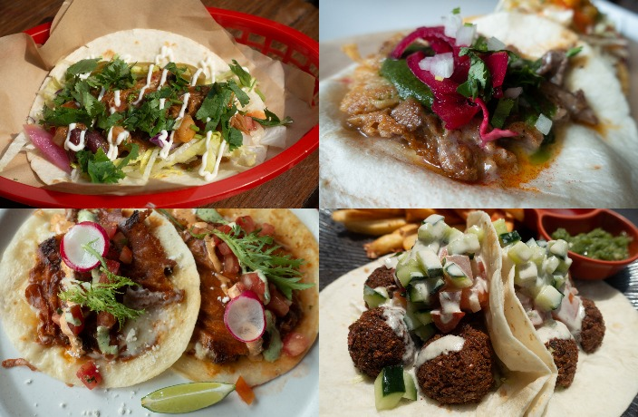 5 Must-Try Taco Restaurants in Shanghai