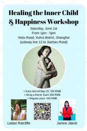 Heal Your Inner Child & Happiness Workshop