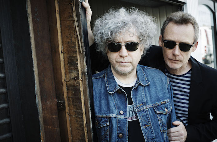 Iconic Rockers The Jesus and Mary Chain on their Borderless Legacy