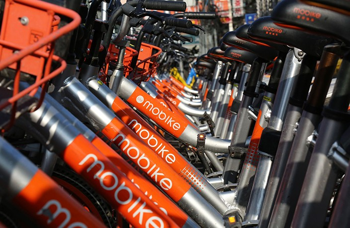 Mobike to Increase Price in Shanghai Starting Next Week