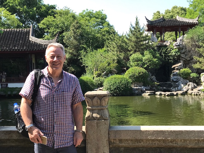 My Suzhou: Man of History Steve Koss