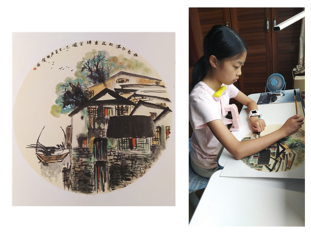 Chinese Poetry Illustration Contest: A Look at the Nominees