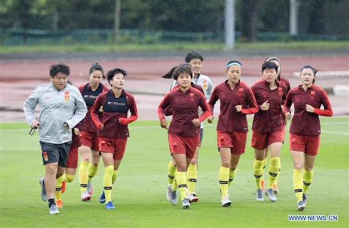 China to Play Italy in FIFA Women's World Cup Last 16