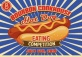 Bourbon Cookhouse's First Hot Dog Eating Contest