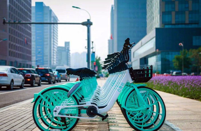 400,000 New Shared Bikes Coming to Guangzhou
