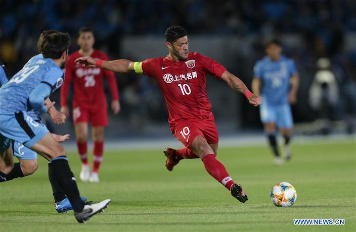 Shanghai SIPG Welcome Jeonbuk After All Chinese Affair in Guangzhou