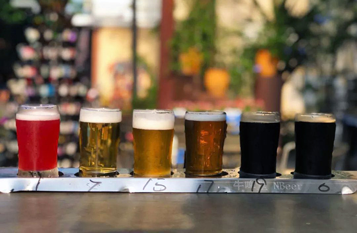 Touring Shenzhen's Bustling Craft Beer Scene