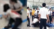Tourist Stabs Shenzhen Railway Employee After Missing Train
