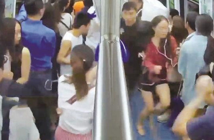 5 Men Arrested for Bomb Hoax on Shenzhen Metro