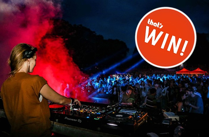 WIN! A Pair of Three-Day Passes to YinYang Music Festival