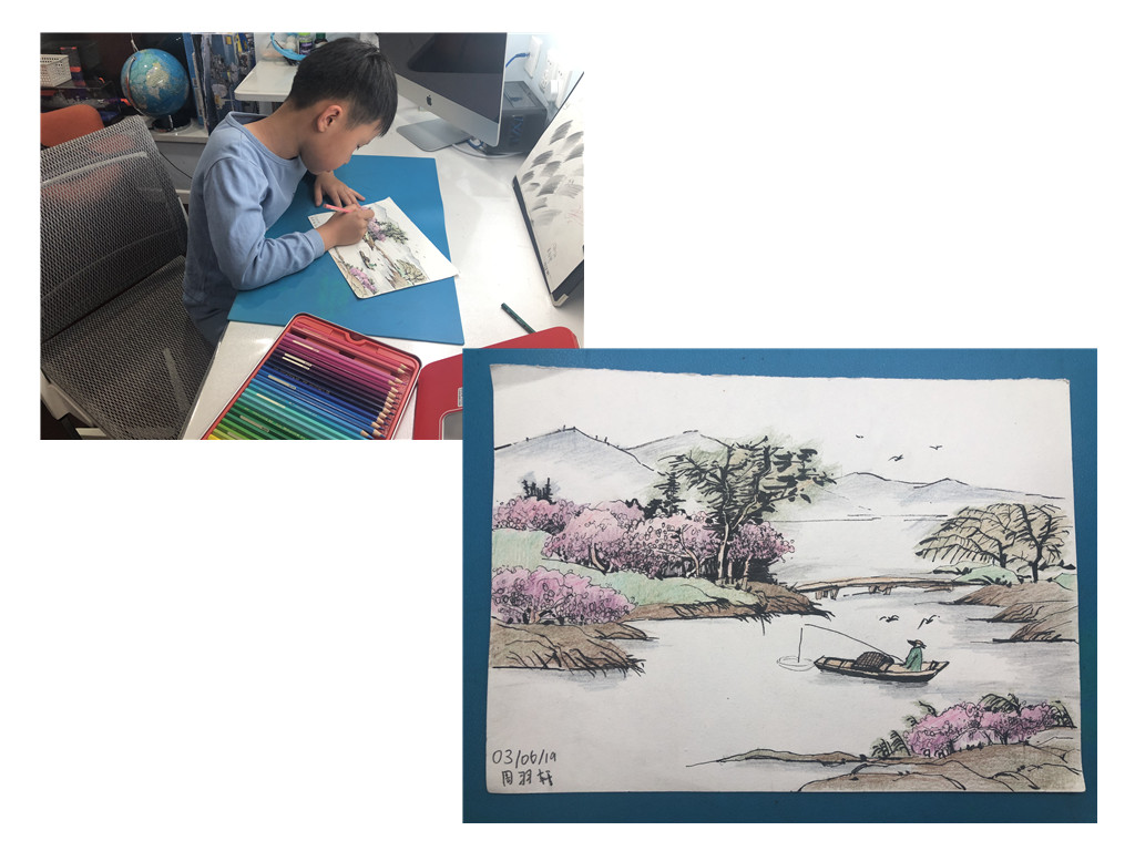 Chinese Poetry Illustration Contest Nominees (Part 5)