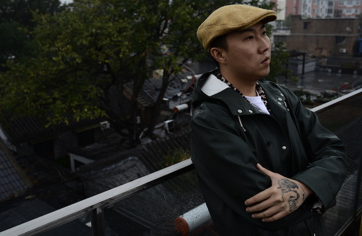 Beijing Rapper J-Fever on Capturing the Sound of the Capital